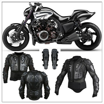 Motorcycle Kid Body Armour Armor Jacket Guard Bike Motocross Protective Gear YYH