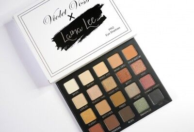Violet Voss X Laura Lee Eyeshadow pro Palette limited edition UK Seller BNIB