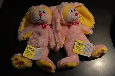 Beanie kid ~ Flopsy the Bunny Bear ~ 26.3.04 ~ Aries