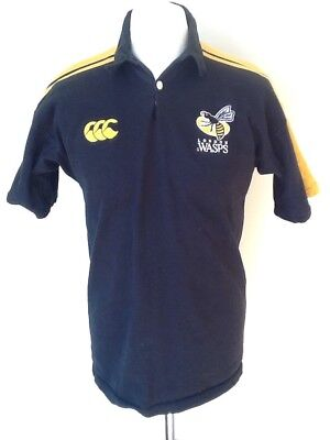 LONDON WASPS VINTAGE RUGBY SHIRT small Fit