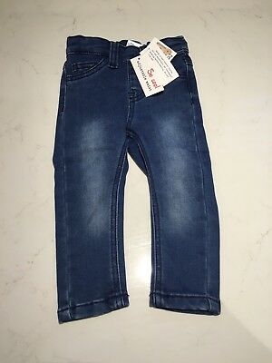 Charlie & Me Baby Girls Jeggings Size 0 / 6-12 Months BNWT