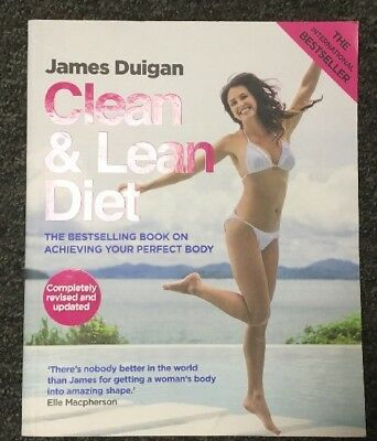 Clean and Lean Diet - Book by James Duigan (Paperback, 2013)