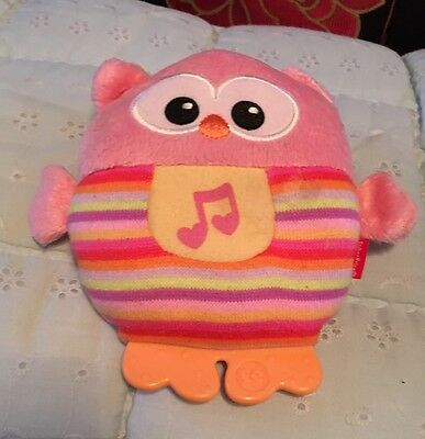 FISHER PRICE Musical Owl.