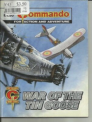 "Commando - Number 4417 ""War of the Tin Goose"""