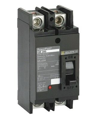 Square D QBL22200 Main Circuit Breaker, 200 Amp