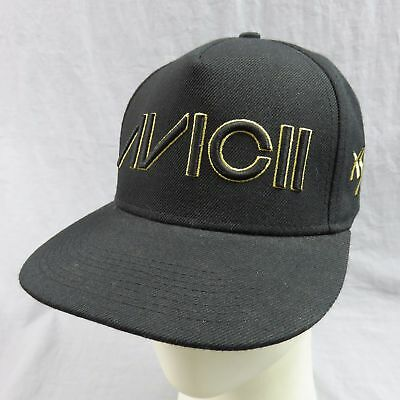 Avicii XS Nightclub Embroidered Snapback Cap Hat Official Concert Gear Las Vegas