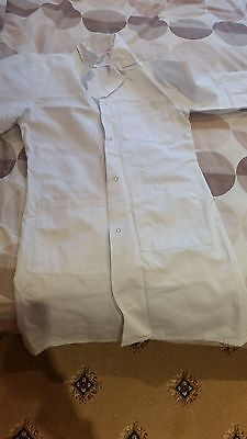 Dickies unisex labcoat - great condition- size XS (UK Size 8). Worn a few times.