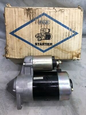 NOS~NEW STARTER FOR NISSAN (FORKLIFT PART) NO.23300-UO 102~ Ships Free & Fast
