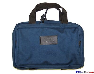 New Bagmaster Mini Shooting Range Bag for Gun / Handgun / Pistol MRB NVY