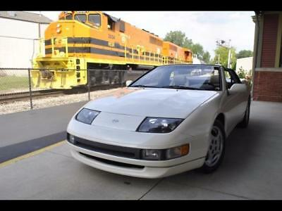 1994 Nissan 300ZX Convertible Automatic 1994 NISAN 300ZX 67K MILES ZERO RUST NEW TIRES BEAUTIFUL EXAMPLE!