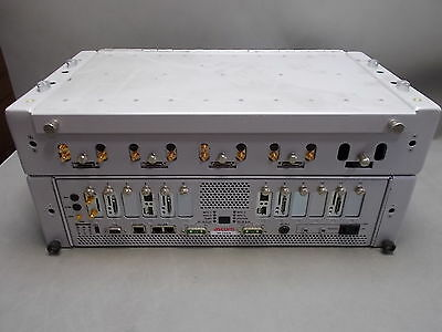 Ascom / Infovista Tems Symphony Mtp-4 Benchmarking Chassis Cell Phone Tester