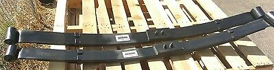 "2004-08 Ford F-150 Lowering Leaf Springs 4"" Rear Drop Blow Out Pricing    104154"