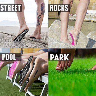 Adhesive Pad,Invisible Shoes for Water,Barefoot Shoes,Nakefit Stick on Foot