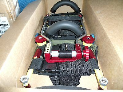 NEW Adult Reel Splint 8801 Traction And Extrication Tactical System Hybrid! J8
