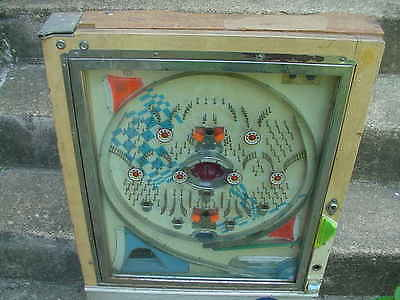 DAMAGED Heiwa Pinball Machine For PARTS parts PaRts ONLY NOT COMPLETE