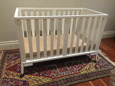 Boori Baby Cot Bed Mattress 5 In 1 Armchairs