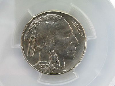 1937-S Buffalo Nickel PCGS MS66