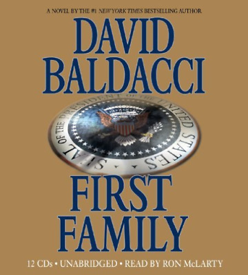 `Baldacci, David/ Mclarty, ...-First Family  (US IMPORT)  CD NEW