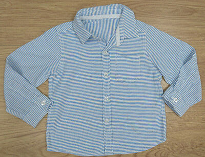 Mothercare Baby Boys Shirt Age 12-18 Months