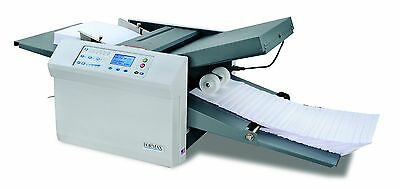 New Formax FD 382 Paper Folder Drop-in feed system Automatic tabletop fold