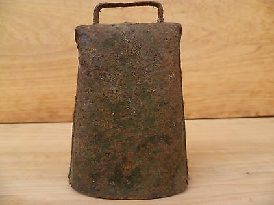 Antique Old Steel Cow, Goat Bell Large Size (A183)
