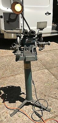 Darex Drill Sharpener & Stand, 1/3 HP 3450RPM, Machinist, Mechanic Free Shipping