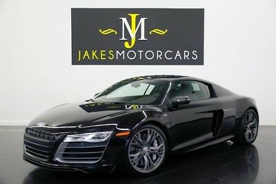 2014 Audi R8 V10 Plus Coupe**RARE 6-SPEED!**($183K MSRP) 2014 Audi R8 V10 Plus Coupe~RARE 6-SPEED MANUAL!~$183K MSRP!~AUDI CERAMIC BRAKES