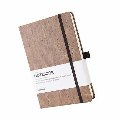 Thick Classic Writing Notebook/Journal - Eco-Friendly Natural Cork Hardcover...