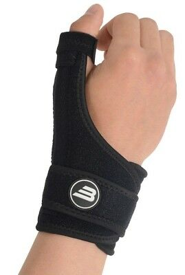 Thumb Splint Support and Hand Wrist Neoprene Spica Brace Arthritis RSI CTS Pain