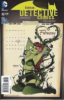 DC's DETECTIVE COMICS(8/14)-ISSUE #32--Variant BOMBSHELLS/POISON IVY Cover