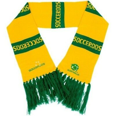Australia Socceroos Scarf- Official Licensed Product