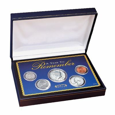 NEW American Coin Treasures Year To Remember Coin Box Set 1935