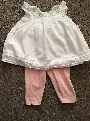 Baby Girl George Outfit 3-6 Months