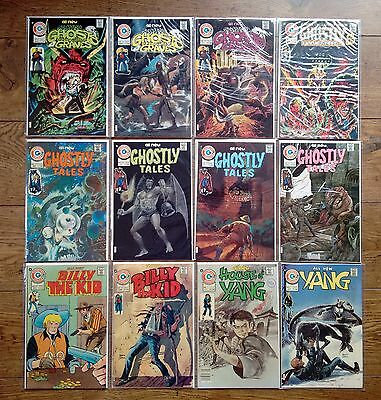 JOB LOT Many Ghosts of Dr Graves Ghostly Tales Ghostly Haunts Yang Billy The Kid