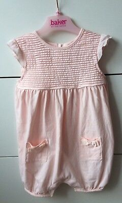 baby girls romper outfit from Ted Baker age 12-18 months