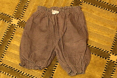 Baby pants brown size 62 (euro)