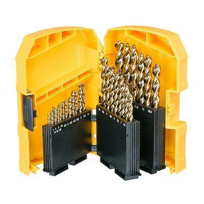 Dewalt drill bit set for metal