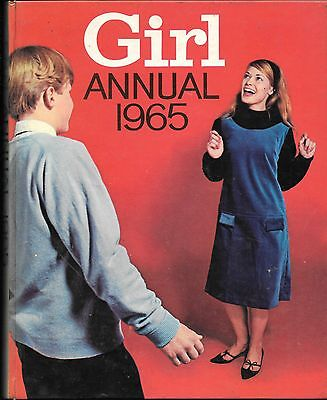 Girl Annual 1965 - 160 Pages