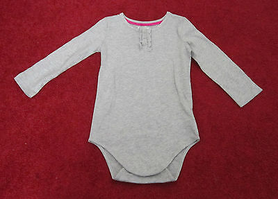 Worn Once Osh Kosh Girls Long Sleeved Vest Age 24 Months 2 Years