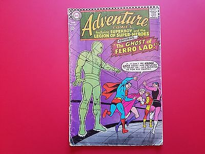 Adventure Comics #357 1967 DC Good to Very Good Legion  Super-Heroes Silver Age