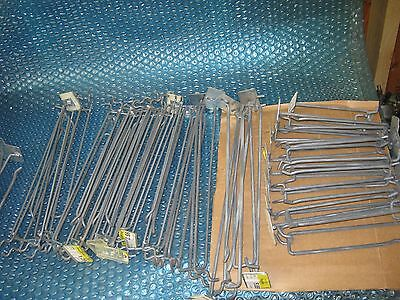 Box of used Peg Board Hooks