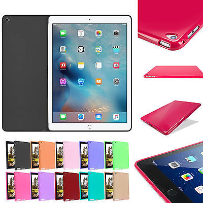 Ultra Slim Protective Silicone Tpu Cover Case Skin For Apple iPad 5 2017 NEW