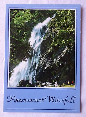 POWERSCOURT WATERFALL - Co.Wicklow  [Colour Postcard]