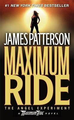 Maximum Ride: The Angel Experiment 1 by James Patterson (2006, Paperback,...