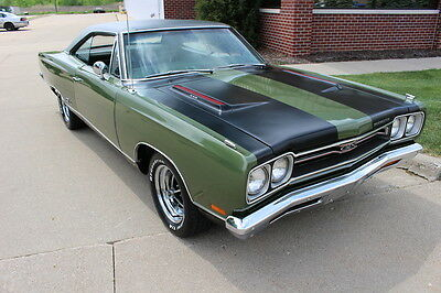 1969 Plymouth Road Runner GTX 1969 Plymouth Roadrunner
