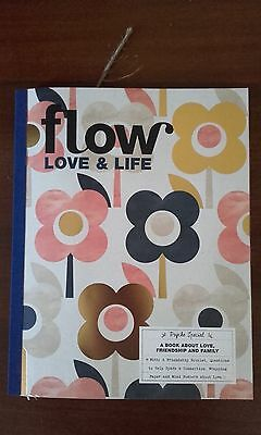 Flow Love & Life Pysche Special Book Magazine Friendship Family Wrapping Paper