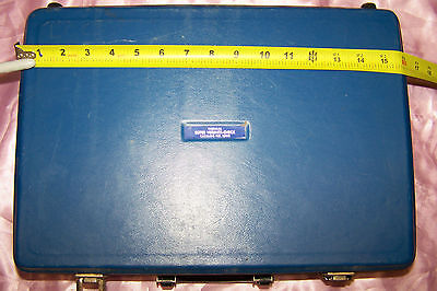 Vintage Super Thermal Hermeti-Check Ii Cat. No. 12001 -Tester,  Case & Leads