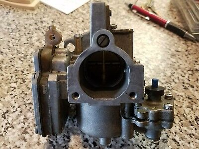 WMC 53A carburetor Mercury 9.9 15 hp