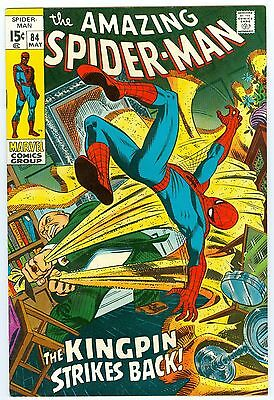 Amazing Spider-Man #84 May 1970  Vf