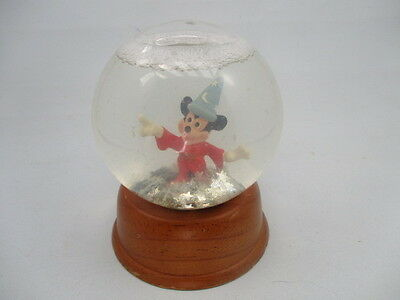 Disney Mickey Mouse Crystal Snow Globe Collection The First Limited Edition!